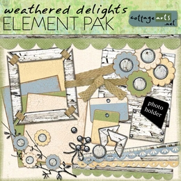 Weathered Delights Element Pak
