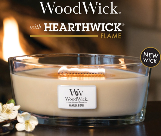 Campfire Marshmallow Hearthwick Flame Large Scented Candle