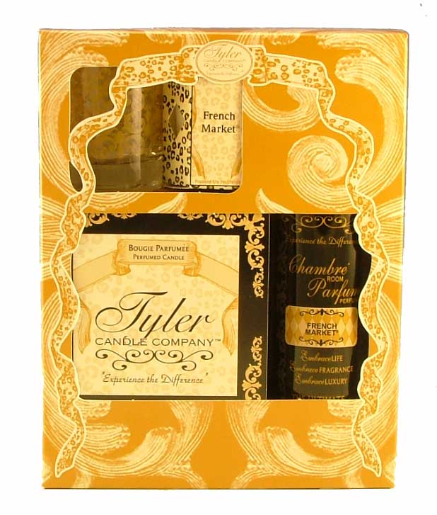 French Market Tyler Gift Suite Ii Room Spray Chambre