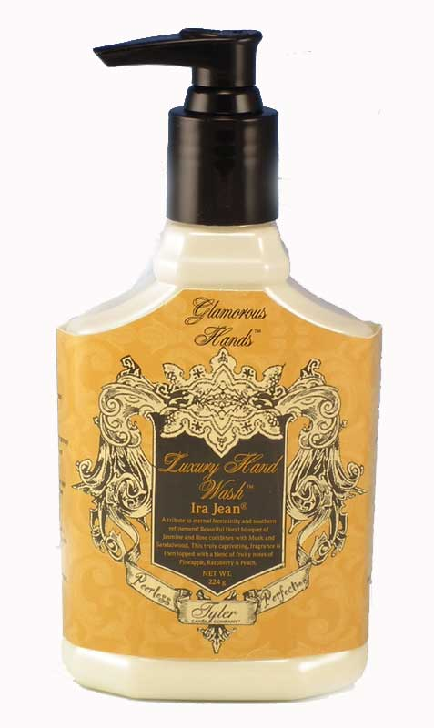 Ira Jean Tyler Hand Wash Glamorous Personal Care Products