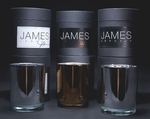 James Luxury 18 oz Scented Jar Candles by Jimmy Delaurentis