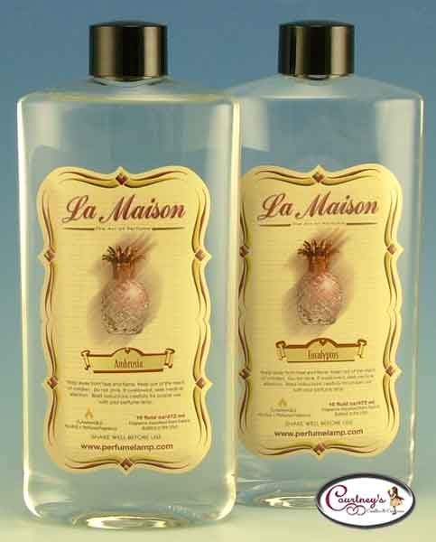 La Maison Fragrance Lamp Oil Refills