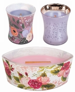 Mother's Day Scented Candle Collection 2017 from WoodWick