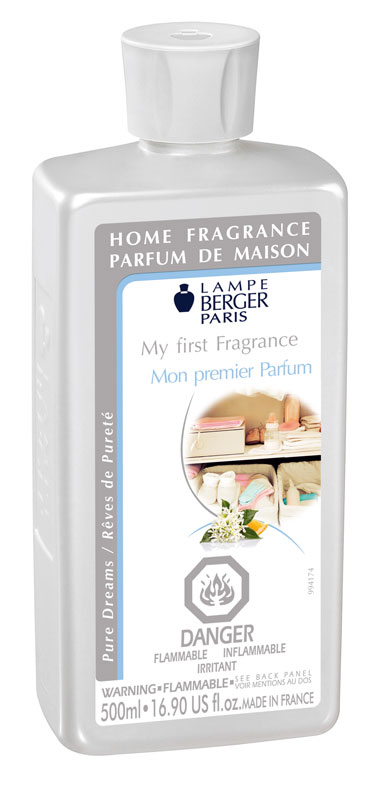my first fragrance lampe berger 500ml parfum de maison lamp perfume. Black Bedroom Furniture Sets. Home Design Ideas