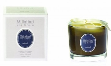 Via Brera Millefiori Milano Scented Jar Candles