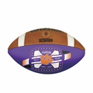 Limited Edition CFP National Champs Wilson Official Leather Clemson Tigers NCAA Football F1288