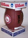 Alabama Crimson Tide Logo Full Size Football - Wilson F1738