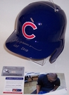 Andre Dawson - Rawlings - Autographed Full Size Batting Helmet - Chicago Cubs - PSA/DNA