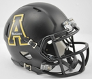 Appalachian State Speed Revolution Riddell Mini Football Helmet