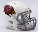 Arizona Cardinals - Color Rush Alternate Speed Riddell Mini Football Helmet