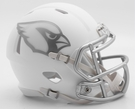 Arizona Cardinals - ICE alternate Speed Riddell Mini Football Helmet