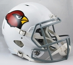 Arizona Cardinals Riddell NFL Full Size Deluxe Replica Speed Football Helmet