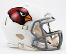 Arizona Cardinals Speed Revolution Riddell Mini Football Helmet
