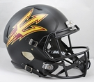 Arizona State Sundevils Riddell NCAA Full Size Deluxe Replica Speed Football Helmet