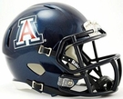 Arizona Wildcats Speed Revolution Riddell Mini Football Helmet