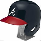 Atlanta Braves - Rawlings Full Size MLB Batting Helmet - Model Number: MLBRL-ATL