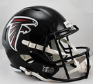 Atlanta Falcons Riddell NFL Full Size Deluxe Replica Speed Football Helmet
