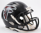Atlanta Falcons Speed Revolution Riddell Mini Football Helmet