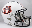 Auburn Tigers Riddell NCAA Full Size Deluxe Replica Speed Football Helmet