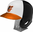 Baltimore Orioles - Rawlings Full Size MLB Batting Helmet - Model Number: MLBRL-BAL