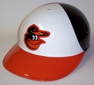 Baltimore Orioles Rawlings Pro Full Size Authentic MLB Batting Helmet - Model Number: CCPBH