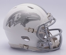 Baltimore Ravens - ICE alternate Speed Riddell Mini Football Helmet