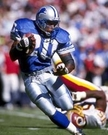 Barry Sanders - Oklahoma State / Detroit Lions - Autograph Signing - Deadlline for Mail in items September 18th, 2020