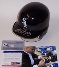 Bo Jackson - Riddell - Autographed Batting Mini Helmet - Chicago White Sox - PSA/DNA