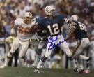 Bob Griese - Autographed Miami Dolphins 8x10 Photo