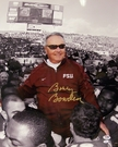 Bobby Bowden Autographed Florida State Seminoles 16x20 photo - PSA/DNA