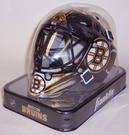Boston Bruins Franklin Sports NHL Mini Goalie Mask