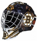 Boston Bruins Full Size Youth Goalie Mask