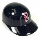 Boston Red Sox Rawlings Pro Full Size Authentic MLB No Ear Flap Batting Helmet - Model Number: CCPBH