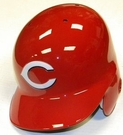 Cincinnati Reds Rawlings Pro Full Size Authentic MLB Right Handed Batting Helmet - Model Number: CCPBHSL