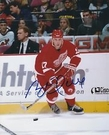 Brett Hull - Detroit Red Wings - Autograph Signing August 2nd, 2019