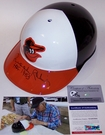 Brooks Robinson - Rawlings - Autographed Full Size Authentic Batting Helmet - Baltimore Orioles - PSA/DNA