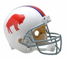 Buffalo Bills 1965-1973 Throwback Riddell NFL Full Size Deluxe Replica Football Helmet