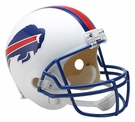 Buffalo Bills 1976-1983 Throwback Riddell NFL Full Size Deluxe Replica Football Helmet