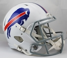 Buffalo Bills Riddell NFL Full Size Deluxe Replica Speed Football Helmet