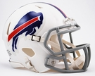 Buffalo Bills Speed Revolution Riddell Mini Football Helmet