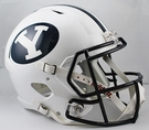BYU Cougars Riddell NCAA Full Size Deluxe Replica Speed Football Helmet