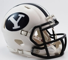 BYU Cougars Speed Revolution Riddell Mini Football Helmet