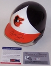 Cal Ripken Jr. - Riddell - Autographed Batting Mini Helmet - Baltimore Orioles - PSA/DNA