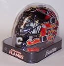 Calgary Flames Franklin Sports NHL Mini Goalie Mask