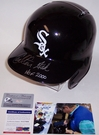 Carlton Fisk - Rawlings - Autographed Full Size Batting Helmet - Chicago White Sox - PSA/DNA