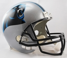 Carolina Panthers Riddell NFL Full Size Deluxe Replica Football Helmet