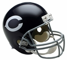 Chicago Bears 1962-1973 Throwback Riddell NFL Full Size Deluxe Replica Football Helmet