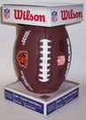Chicago Bears - Wilson F1748 Composite Leather Full Size Football