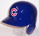 Chicago Cubs Rawlings Pro Full Size Authentic MLB Left Handed Batting Helmet - Model Number: CCPBHSR