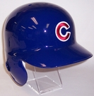 Chicago Cubs Rawlings Pro Full Size Authentic MLB Right Handed Batting Helmet - Model Number: CCPBHSR